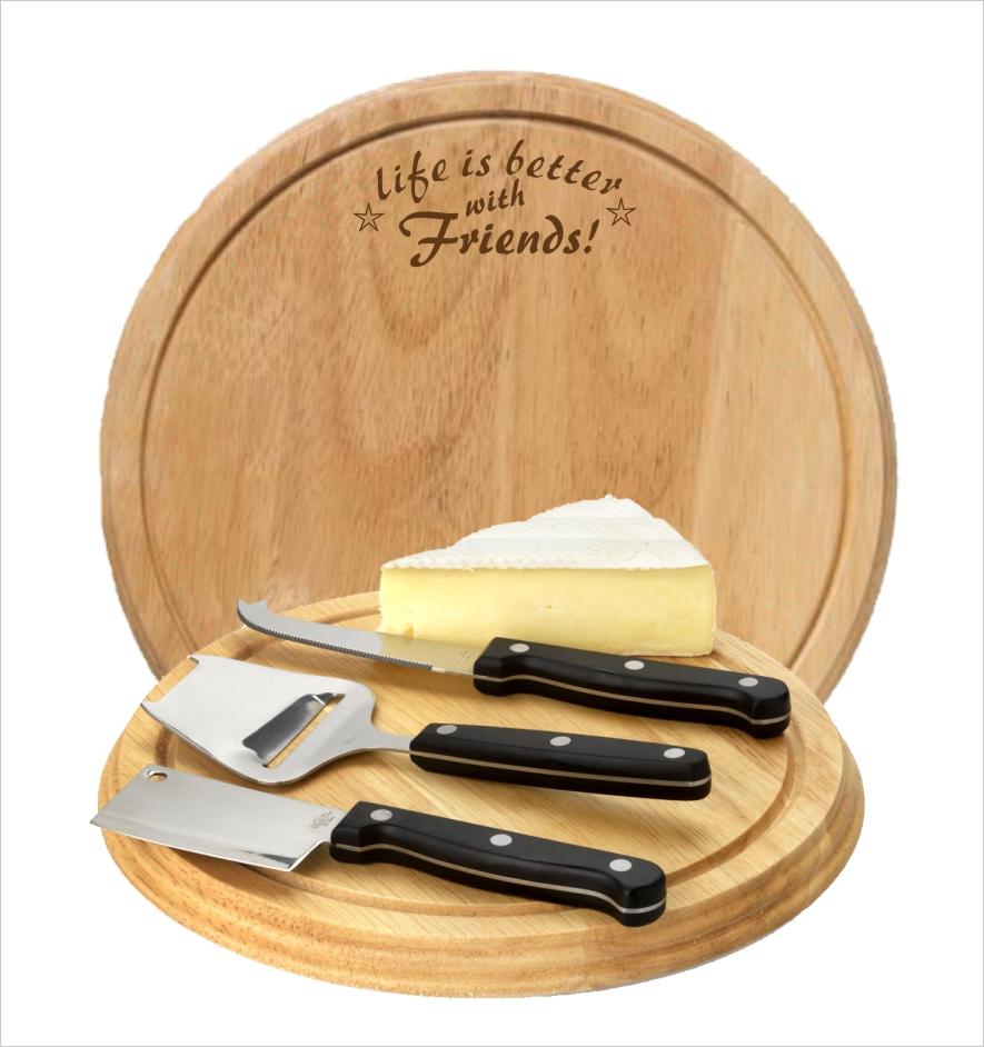 Комплект для сыра