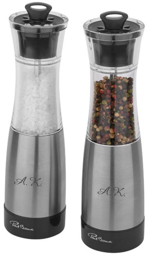Набор для соли и перца Duo.